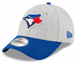 "Toronto Blue Jays New Era 9Forty MLB ""The League Heather 3"" Adjustable Hat"