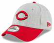 "Cincinnati Reds New Era 9Forty MLB ""The League Heather 3"" Adjustable Hat"