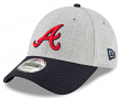 "Atlanta Braves New Era 9Forty MLB ""The League Heather 3"" Adjustable Hat"