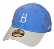 "Brooklyn Dodgers New Era MLB 9Twenty Cooperstown ""Rugged Canvas"" Adjustable Hat"