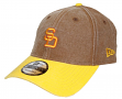 "San Diego Padres New Era MLB 9Twenty Cooperstown ""Rugged Canvas"" Adjustable Hat"