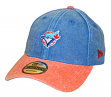 "Toronto Blue Jays New Era MLB 9Twenty Cooperstown ""Rugged Canvas"" Adjustable Hat"