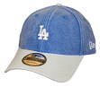 "Los Angeles Dodgers New Era 9Twenty MLB ""Rugged Canvas"" Adjustable Hat"