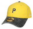 "Pittsburgh Pirates New Era 9Twenty MLB ""Rugged Canvas"" Adjustable Hat"