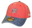 "Washington Nationals New Era 9Twenty MLB ""Rugged Canvas"" Adjustable Hat"