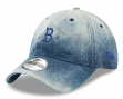 "Brooklyn Dodgers New Era MLB 9Twenty Cooperstown ""Denim Wash"" Adjustable Hat"