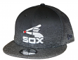 """Chicago White Sox New Era 9FIFTY MLB Cooperstown """"Shadow Fade"""" Snapback Hat"""