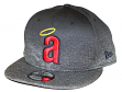 "California Angels New Era 9FIFTY MLB Cooperstown ""Shadow Fade"" Snapback Hat"