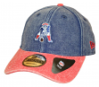 "New England Patriots New Era NFL 9Twenty Historic ""Rugged Canvas"" Adjustable Hat"