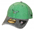 "Philadelphia Eagles New Era NFL 9Twenty Historic ""Rugged Canvas"" Adjustable Hat"