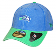 "Seattle Seahawks New Era NFL 9Twenty Historic ""Rugged Canvas"" Adjustable Hat"