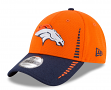 "Denver Broncos New Era 9Forty NFL ""Speed Tech 2"" Performance Adjustable Hat"