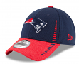 New England Patriots New Era 9Forty NFL Speed Tech 2 Performance Adjustable Hat