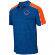 "Boise State Broncos NCAA ""Skipper"" Men's Performance Polo Shirt"