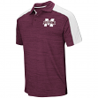 "Mississippi State Bulldogs NCAA ""Skipper"" Men's Performance Polo Shirt"