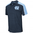 "North Carolina Tarheels NCAA ""Skipper"" Men's Performance Polo Shirt"