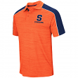 "Syracuse Orange NCAA ""Skipper"" Men's Performance Polo Shirt"