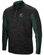 "Michigan State Spartans NCAA ""Turn Two"" 1/4 Zip Pullover Men's Wind Shirt"