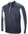 "Penn State Nittany Lions NCAA ""Turn Two"" 1/4 Zip Pullover Men's Wind Shirt"