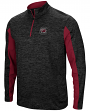 "South Carolina Gamecocks NCAA ""Turn Two"" 1/4 Zip Pullover Men's Wind Shirt"