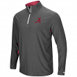 "Alabama Crimson Tide NCAA ""Sweet Spot"" 1/4 Zip Pullover Men's Wind Shirt"