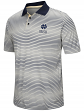 """Notre Dame Fighting Irish NCAA """"Number One"""" Men's Performance Striped Polo Shirt"""
