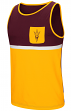"Arizona State Sun Devils NCAA ""Sun's Out"" Men's Pocket Tank Top Shirt"
