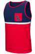 "Mississippi Ole Miss Rebels NCAA ""Sun's Out"" Men's Pocket Tank Top Shirt"