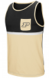 "Purdue Boilermakers NCAA ""Sun's Out"" Men's Pocket Tank Top Shirt"