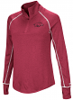 "Arkansas Razorbacks Women's NCAA ""Superstar"" 1/4 Zip Long Sleeve Wind Shirt"