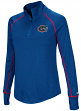 "Florida Gators Women's NCAA ""Superstar"" 1/4 Zip Long Sleeve Wind Shirt"