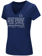 "Penn State Nittany Lions Women's NCAA ""Goodness"" Dual Blend Short Sleeve T-Shirt"