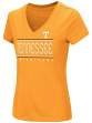 "Tennessee Volunteers Women's NCAA ""Goodness"" Dual Blend Short Sleeve T-Shirt"