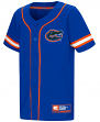 "Florida Gators NCAA ""Play Ball"" Youth Button Up Baseball Jersey"