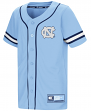 "North Carolina Tarheels NCAA ""Play Ball"" Youth Button Up Baseball Jersey"
