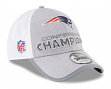 New England Patriots 2017 AFC Conference Champions New Era Locker Room Hat