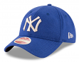 "New York Yankees New Era MLB 9Twenty Cooperstown ""Team Front"" Adjustable Hat"