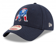 "New England Patriots New Era NFL 9Twenty Historic ""Team Front"" Adjustable Hat"