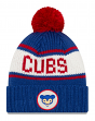 Chicago Cubs New Era MLB 9Twenty Cooperstown Retro Patch Cuffed Knit Hat - 1969