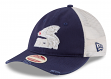 "Chicago White Sox New Era MLB 9Twenty Cooperstown ""Frayed Twill"" Mesh Back Hat"