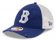 "Brooklyn Dodgers New Era MLB 9Twenty Cooperstown ""Frayed Twill"" Mesh Back Hat"