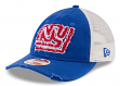 "New York Giants New Era NFL 9Twenty Historic ""Frayed Twill"" Mesh Back Hat"