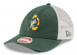 "Green Bay Packers New Era NFL 9Twenty Historic ""Frayed Twill"" Mesh Back Hat"