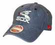 "Chicago White Sox New Era MLB 9Twenty Cooperstown ""Classic Wash"" Adjustable Hat"