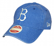 "Brooklyn Dodgers New Era MLB 9Twenty Cooperstown ""Classic Wash"" Adjustable Hat"