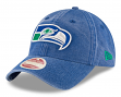 "Seattle Seahawks New Era NFL 9Twenty Historic ""Classic Wash"" Adjustable Hat"