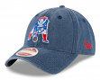 "New England Patriots New Era NFL 9Twenty Historic ""Classic Wash"" Adjustable Hat"