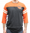 "Cincinnati Bengals Mitchell & Ness NFL ""Starting"" 3/4 Sleeve Tri-blend Shirt"