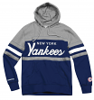 "New York Yankees Mitchell & Ness MLB ""Head Coach"" Pullover Hooded Sweatshirt"