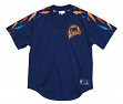 "Golden State Warriors Mitchell & Ness NBA Men's ""Winning Team"" Mesh Jersey Shirt"